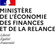logo du ministere de l'economie-finances-relance